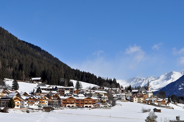 Free Photos: Colle di fuori france landscape winter snow ice | David Mark