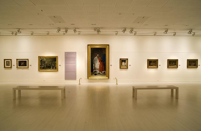 Free art paintings gallery exhibit exhibition