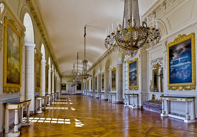 Free versailles france cotelle gallery art gallery