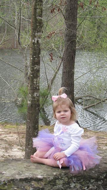 Free girl child baby portrait tutu cute lovely pretty