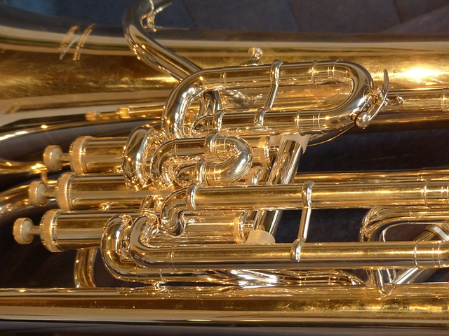 Free Photos: Euphonium brass instrument instrument sheet music | Hans Braxmeier