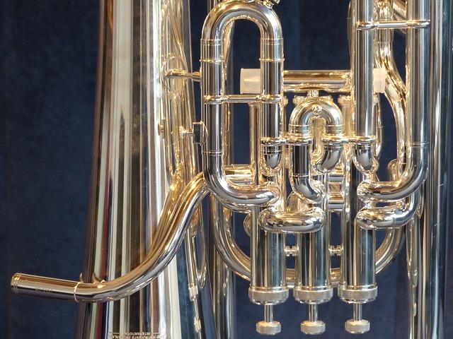 Free Photos: Euphonium brass instrument instrument sheet music | Hans Braxmeier