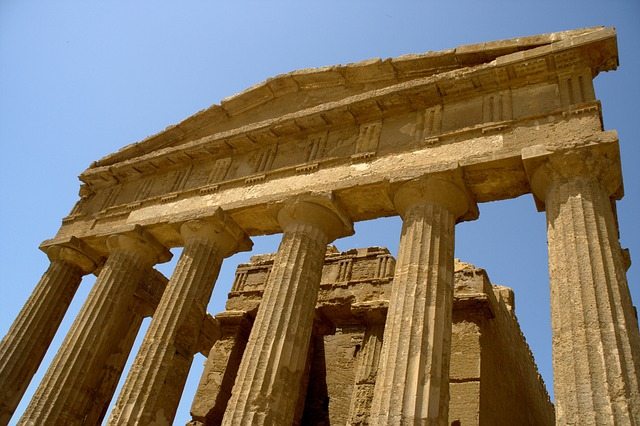 Free italy sicily agrigento valley of the temples