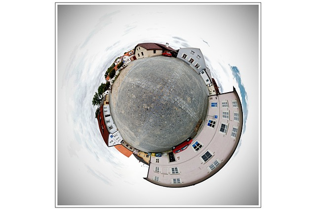 Free world globe antique country planet small planet