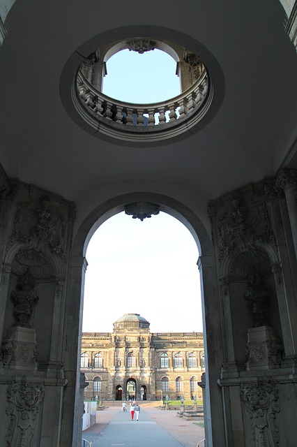 Free dresden germany zwinger palace buildings