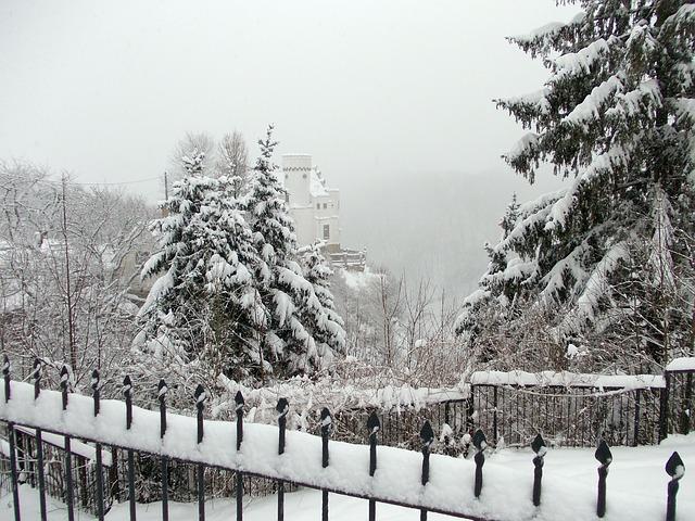 Free winter mood dresden germany