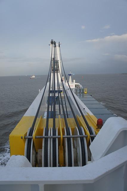 Free ship sea faucet water horizon