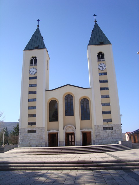 Free church our lady of medjugorje