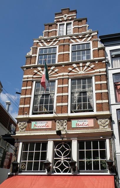 Free dordrecht netherlands building facade structure