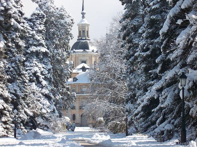 Free farm snow landscape palace rides tourism spain