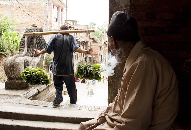 Free old man smoking smoker smoke man cigarette