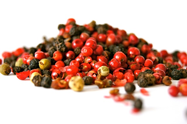 Free pepper black red spice kitchen season exotic