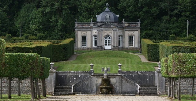 Free belgium pets castle freyr landmark historical