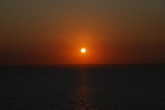 Free sunset beach sea mallorca