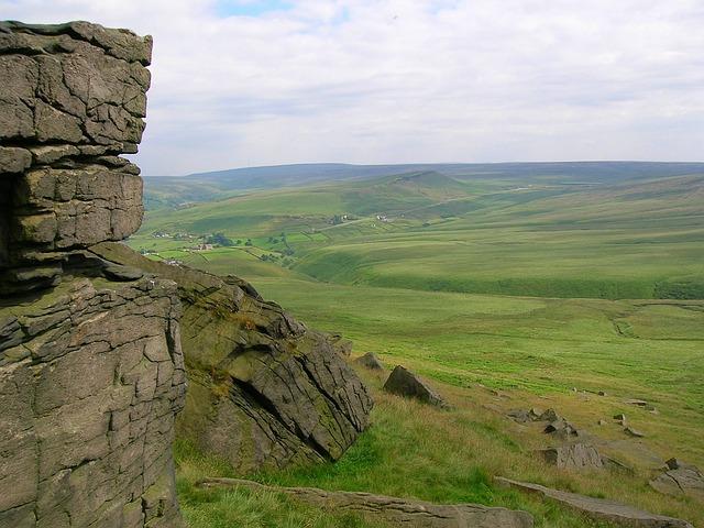 Free england united kingdom landscape scenic green