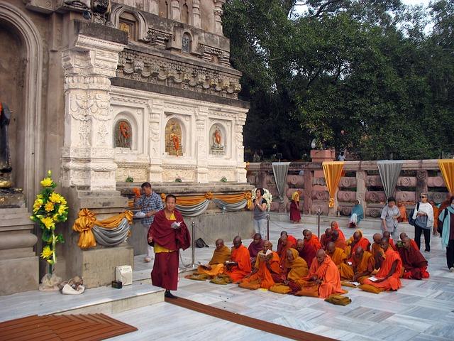 Free temple monks buddhist nunnery religion faith