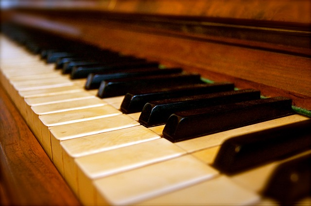 Free keys piano old historically music song sound
