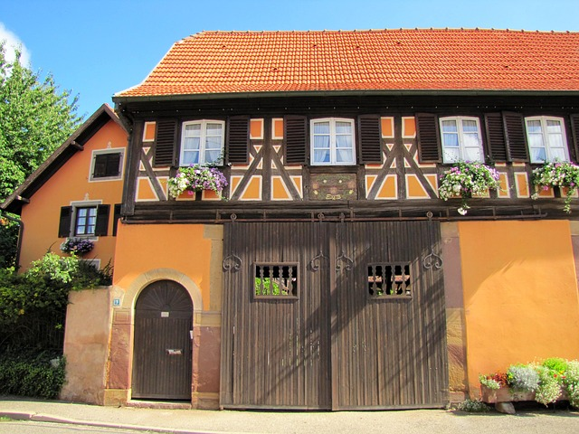 Free france house french architecture residence home