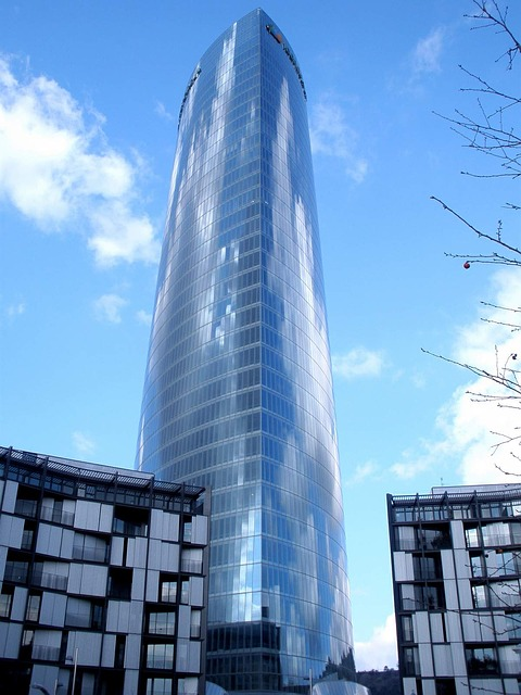 Free bilbao spain buildings structure tower skyscraper