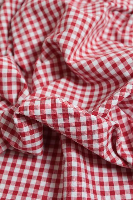 Free cloth checkered fabric color square textile