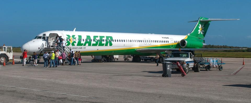 Free Laser Airlines McDonnell Douglas MD-81