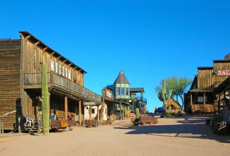Free Goldfield - Nevada Ghost Town