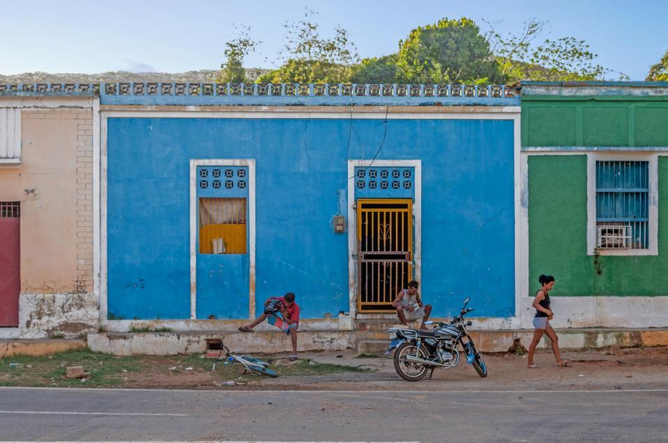 Free House in El Maco, Margarita Island