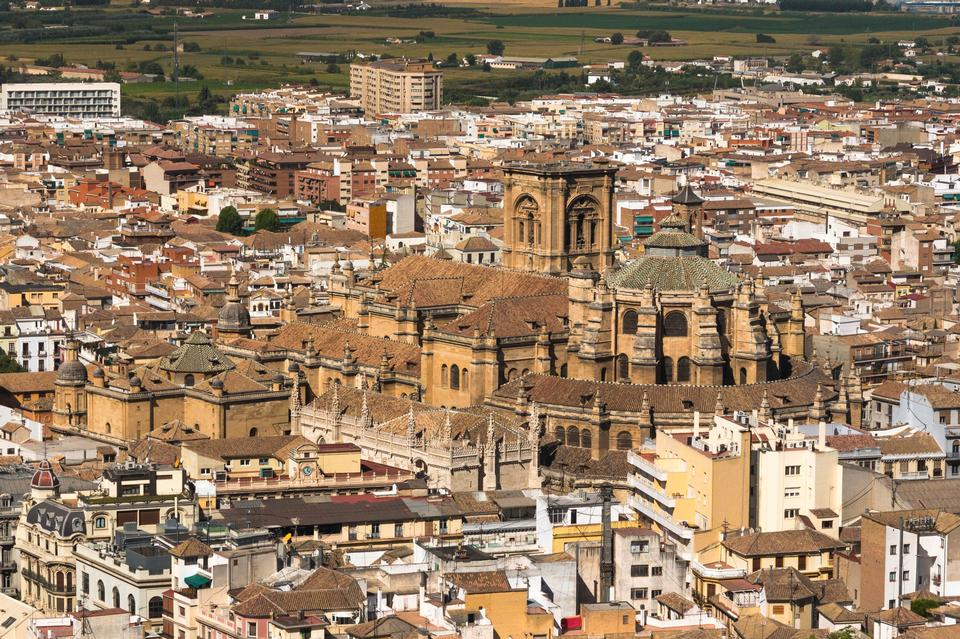 Free Albacin of Granada, Spain