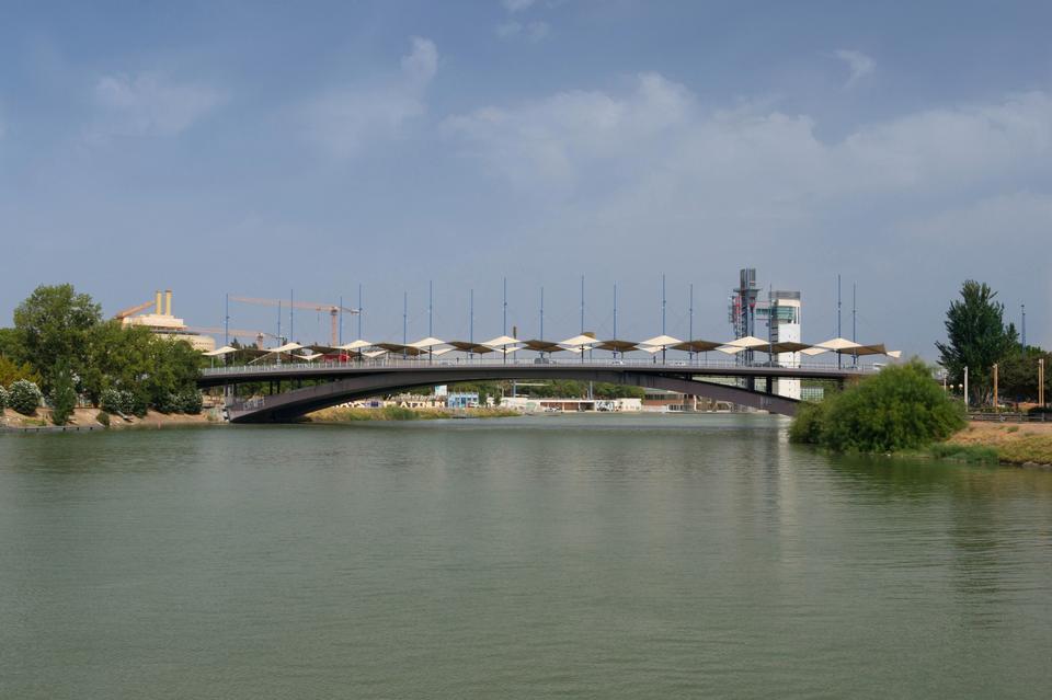 Free Guadalquivir river, Seville, Spain