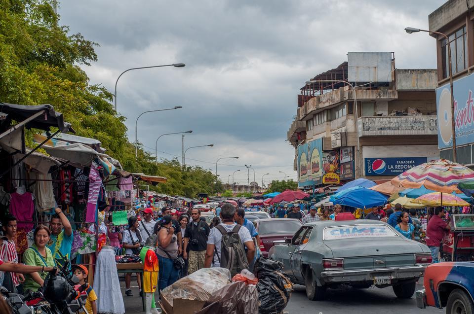 Free Flea market Maracaibo Venezuela