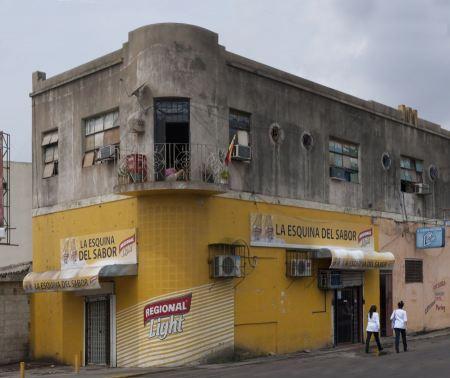 Free liquor store in Maracaibo, Venezuela