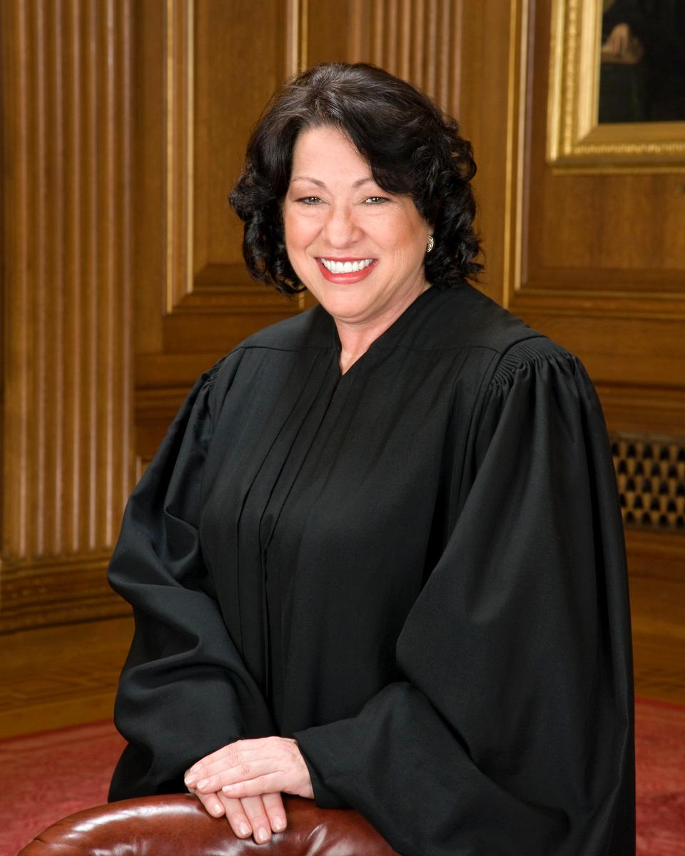 Free Sonia Sotomayor, U.S. Supreme Court justice