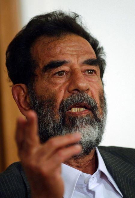 Free Former President of Iraq, Saddam Hussein