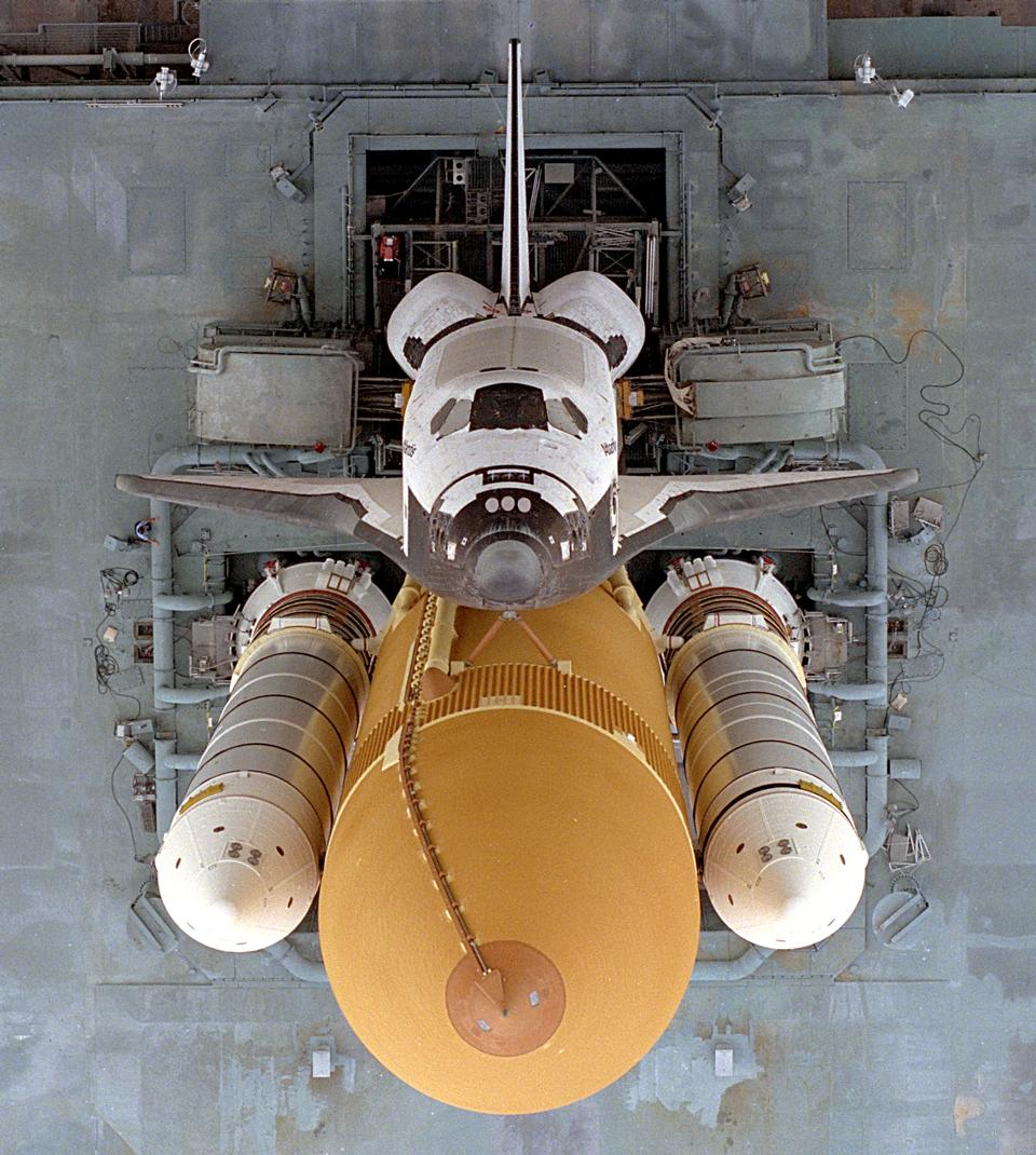 Free Space Shuttle Atlantis