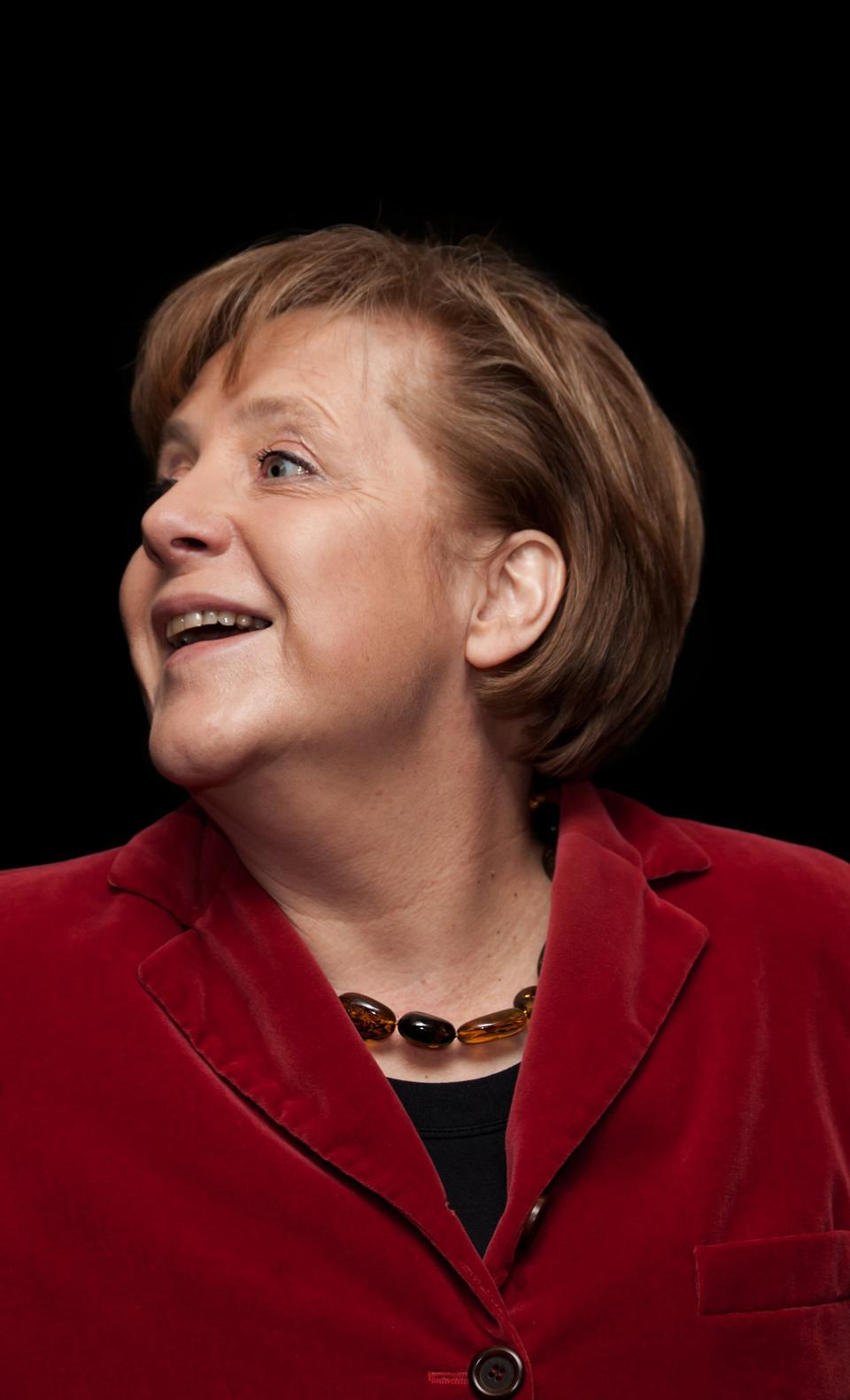 Free Angela Merkel Chancellor of Germany