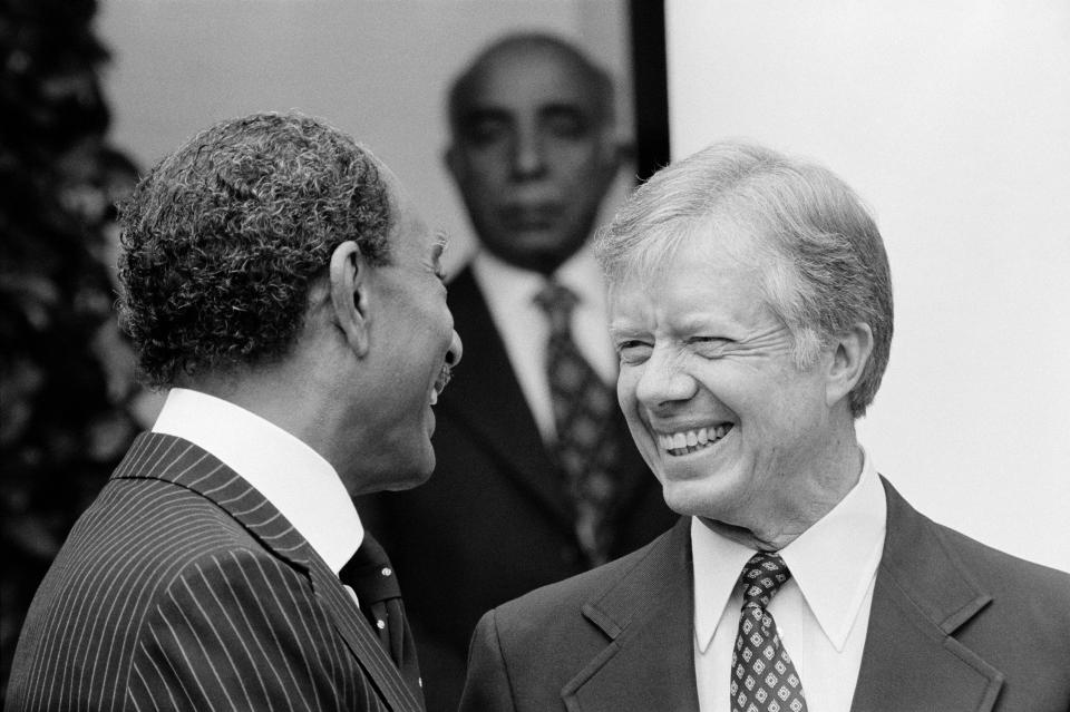 Free President Jimmy Carter