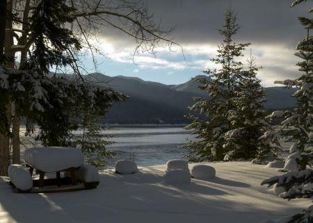 Free Canim Lake BC Canada