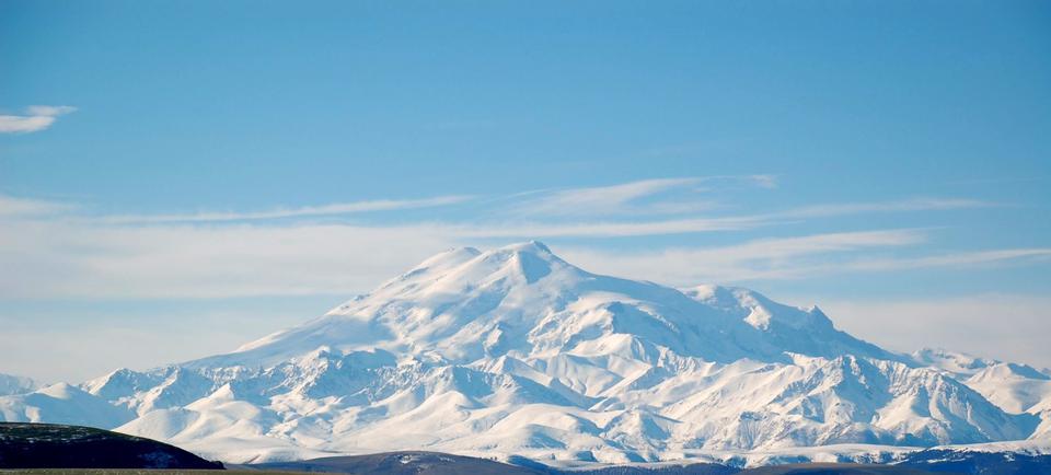 Free Mount Elbrus, Russia