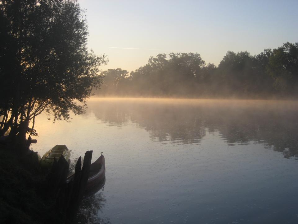 Free Kolpa river, Slovenia