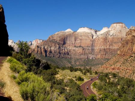 Free Red Cliff in Zion National Park Utah