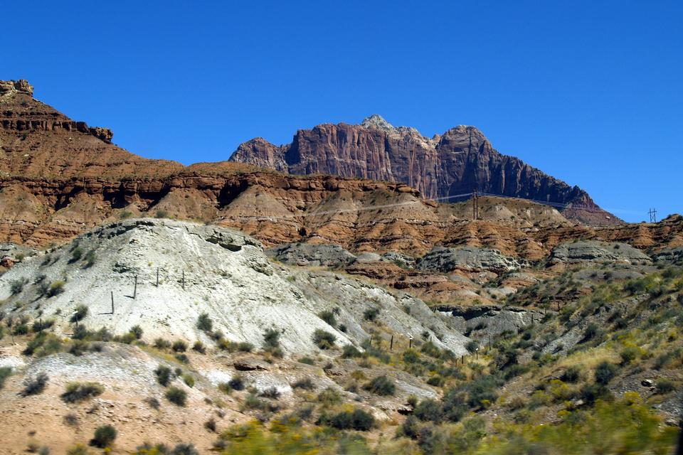Free Zion National Park Utah