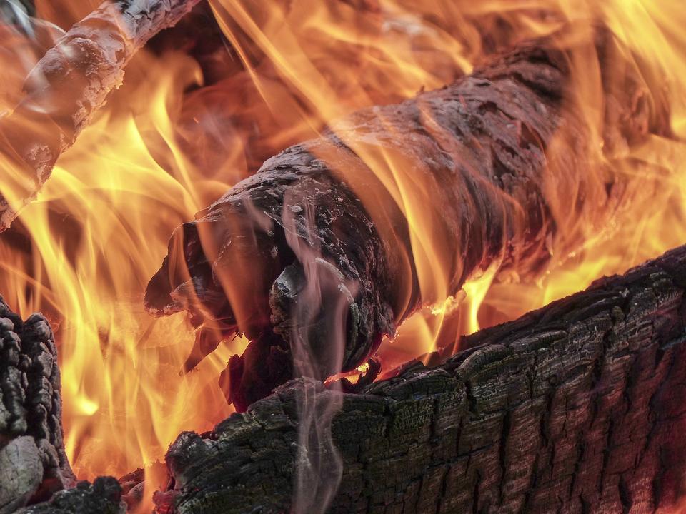 Free Hot Burning Blaze Glow