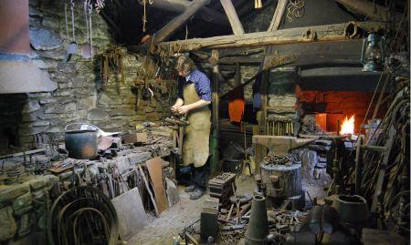 Free Blacksmith, Iron Worker, artisan, master craftsman