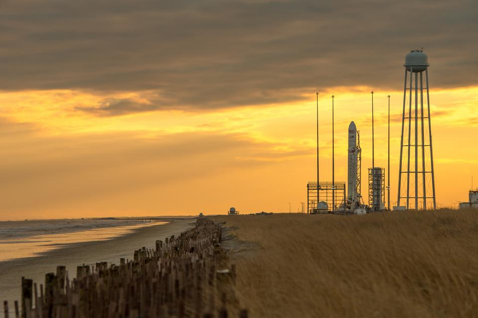 Free Antares Rocket Ready for Launch