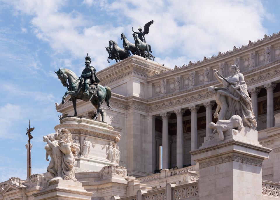 Free Vittoriano Rome, Italy