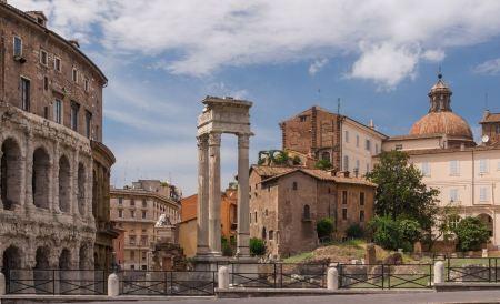 Free Temple of Apollo Sosianus