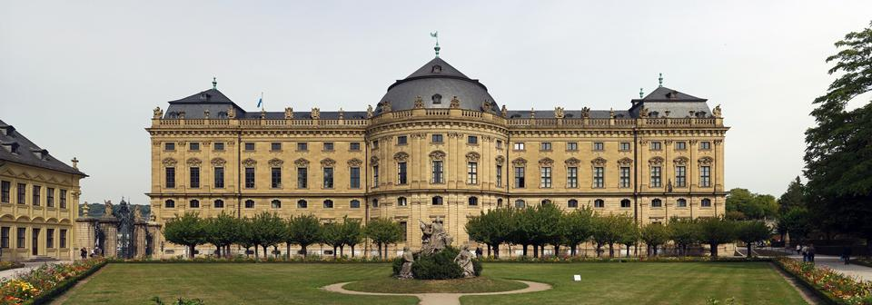 Free Würzburg Residence
