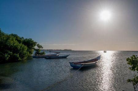 Free El Guamache Bay, Margarita island