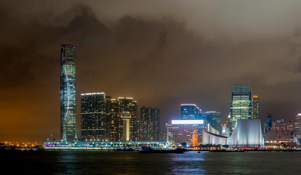 Free Hong Kong Victoria Harbour