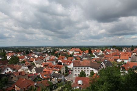 Free Bensheim Town in Germany